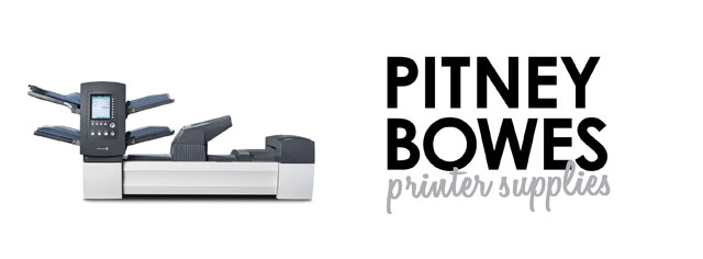 Pitney Bowes  printer supplies