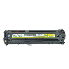 Canon 131 (6269B001AA) Yellow Laser Toner Cartridge (Remanufactured)