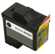 Dell Series 1 (T0529) Black Ink Cartridge (Remanufactured)
