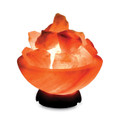 Fire Bowl Pink Himalayan Salt Lamp