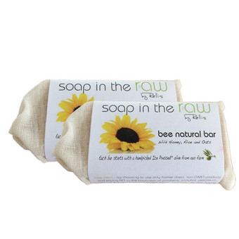Bee Natural Bar (scented)