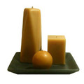 Beeswax Candle Collection