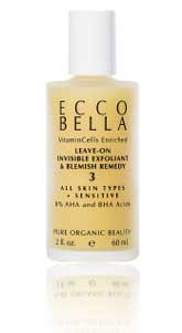 EB Natural Leave-on Invisible Exfoliant and Blemish Remedy