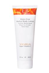 Organic Water-Free Vanilla Herbal Body Lotion