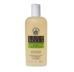 Hair and Scalp Therapy Shampoo with Green Tea and Neem