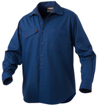 K14820 King Gee Workcool 2 Shirt L/S - Navy