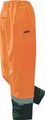 HV200 Prime Mover Wet Weather Pant with 3M Reflective Tape - Orange/Navy