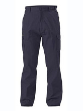 Product Code  BPC6007  Features  Adjustable side tab on waistband  YKK branded zip front fly  2 side angled pockets  2 side welt pockets  2 side cargo pockets with touch-tape flaps  2 back flat pockets with touch-tape flaps