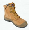 561050 Wheat High Ankle ZipSider Boot