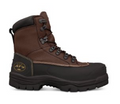 """150mm (6"""") Lace Up Boot, Caustic and Water Resistant Nubuck Leather, TPU SAFETYcellÈ,  Lace Locking Device."""