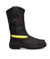 "250mm (10"") Pull On Structural Fire Fighters Boot, Composite Toe Cap."