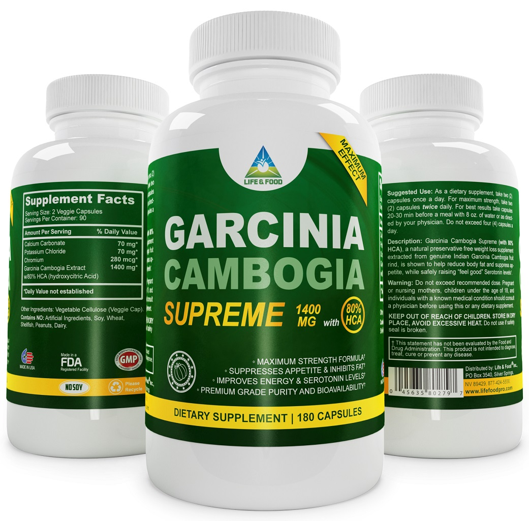Garcinia Cambogia Weight Loss Garcinia cambogia is for