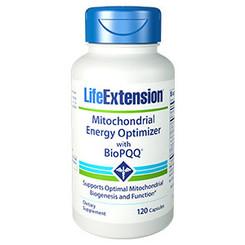 Mitochondrial Energy Optimizer with BioPQQ™, 120 capsules