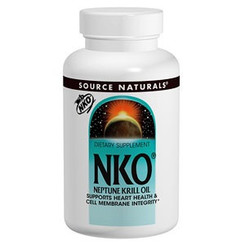 NKO Neptune Krill Oil, 500 mg 60 softgels