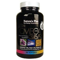 Natures's Plus Ultra Omega 3/6/9, 90 softgels