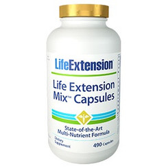 Life Extension Mix™ Capsules, 490 capsules