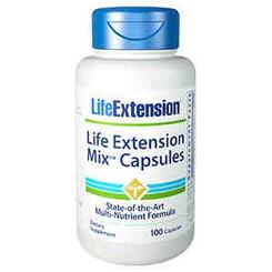 Life Extension Mix™ Capsules, 100 capsules