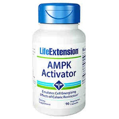 AMPK Activator, 90 vegetarian capsules