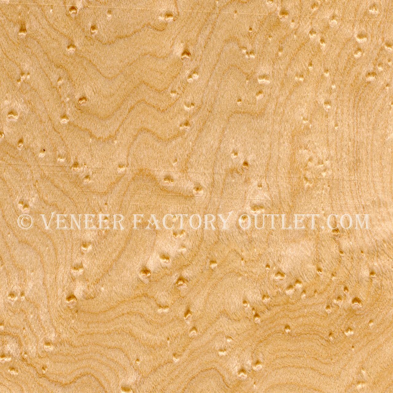 Birdseye maple veneer deals at