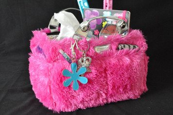 Kiss & Cry FLUFFY -  RINK TOTE