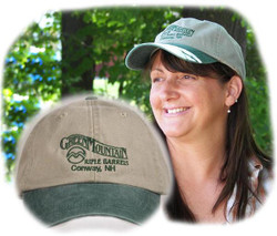 Green Mountain Adult Cap