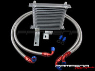 Front Mount Oil Cooler kit