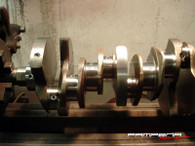 Pampena Motorsports Custom Grinding for YOUR 6G74 Crankshaft