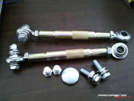 Pampena Motorsports All Wheel Steering Delete Kit