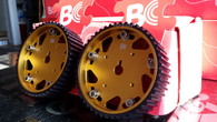 Brian Crower/Pampena Motorsports Adjustable Cam Gears