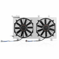Subaru Impreza WRX and STI Plug-N-Play Performance Aluminum Fan Shroud Kit, 2001-2007