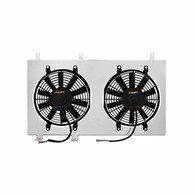 Subaru Impreza WRX and STI Performance Aluminum Fan Shroud Kit, 2008+