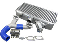 CX Racing Turbo BOV and Intercooler upgrade WRX STI