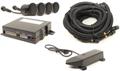 BackZone Ultrasonic Automotive Parking Assist 250-1903-BZP