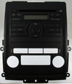 2009 - 2012 Nissan Frontier Am/Fm CD Part # 281859BH0A