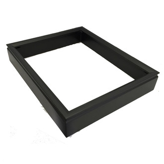 Rectangle Shadowbox in Matte Black