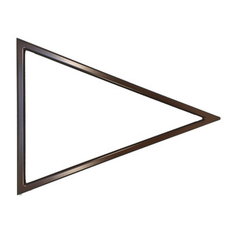 Baseball Pennant Display Frame