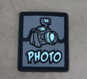 PHOTO PVC Patch