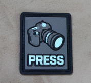PRESS PVC Patch