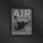 Air Combat Photographer Patch