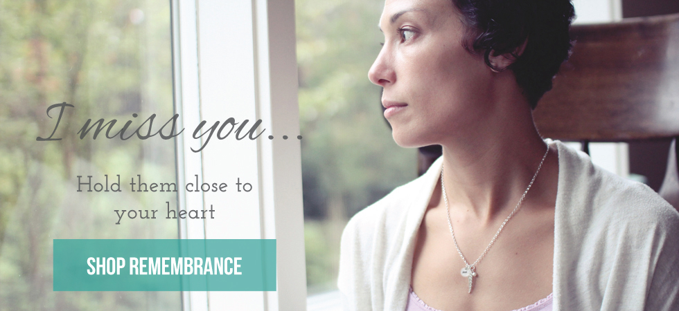 Remembrance-Memorial Jewelry - Gracie & Me