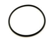 Black Rubber Base Ring for Crystal Bowls 5""
