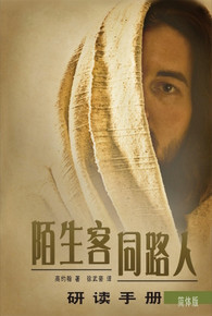 The Stranger on the Road to Emmaus - Companion Workbook (Simplified Chinese)