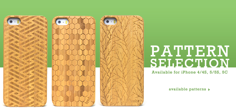 Wood iPhone Case Patterns