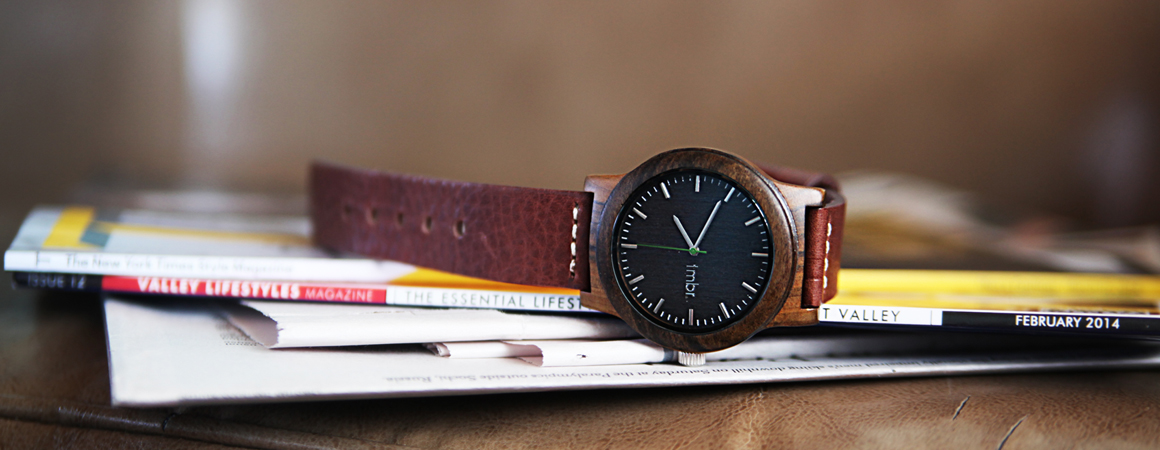 Tmbr Wood Watches