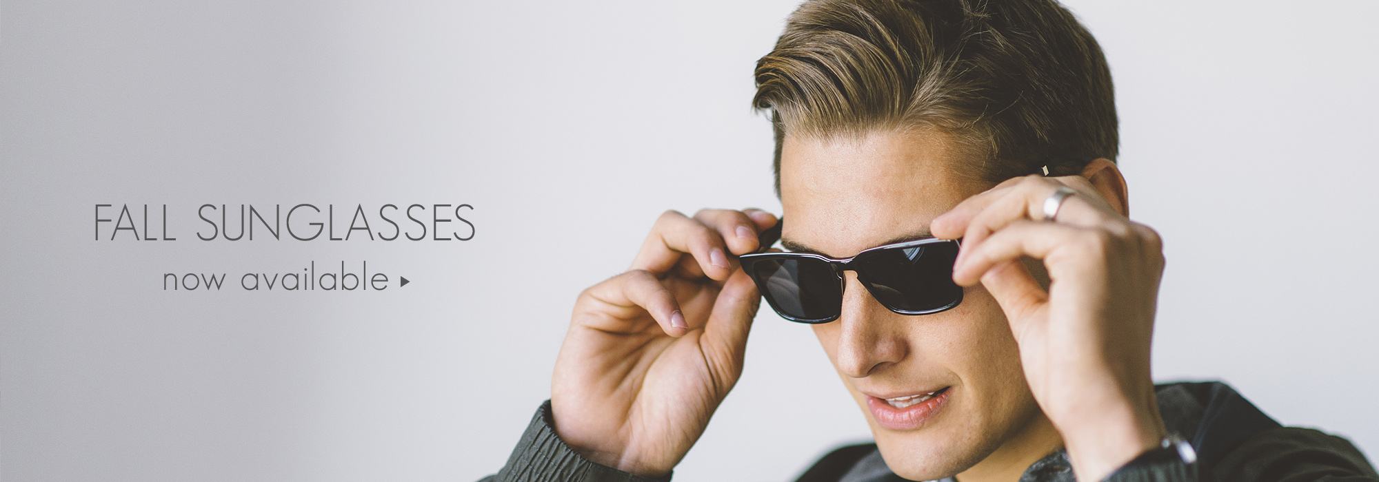 2015 Summer/Fall Wooden Sunglasses Collection