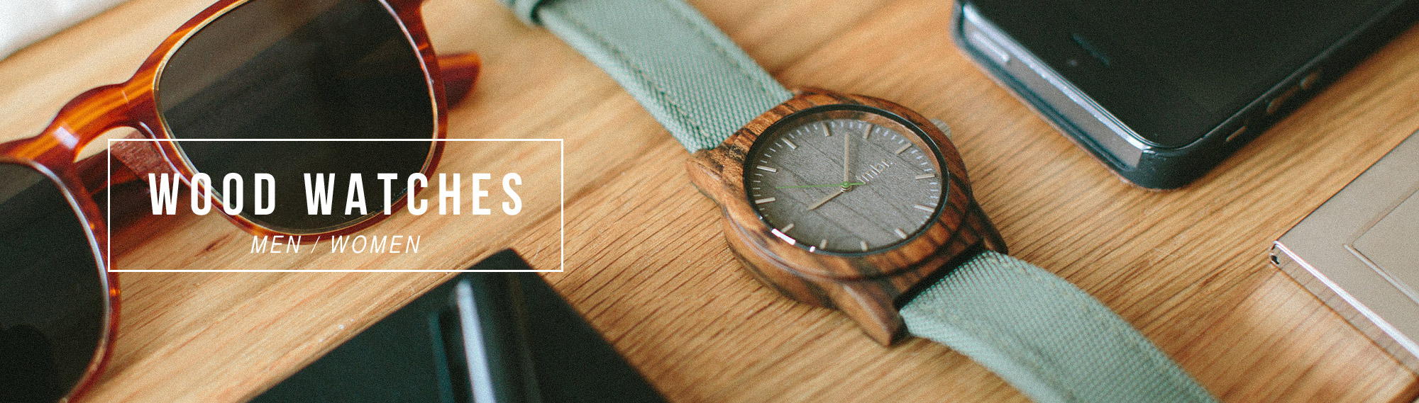 Tmbr. 2015 Wood Watches