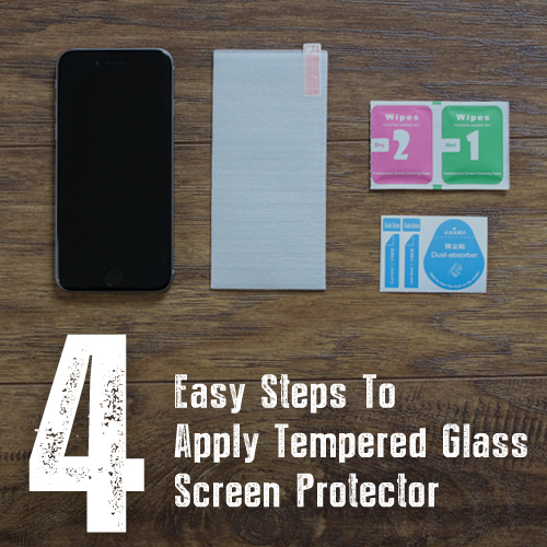 Baseus Tempered Glass Screen Protector for iPhone 6 - Witrigs.com