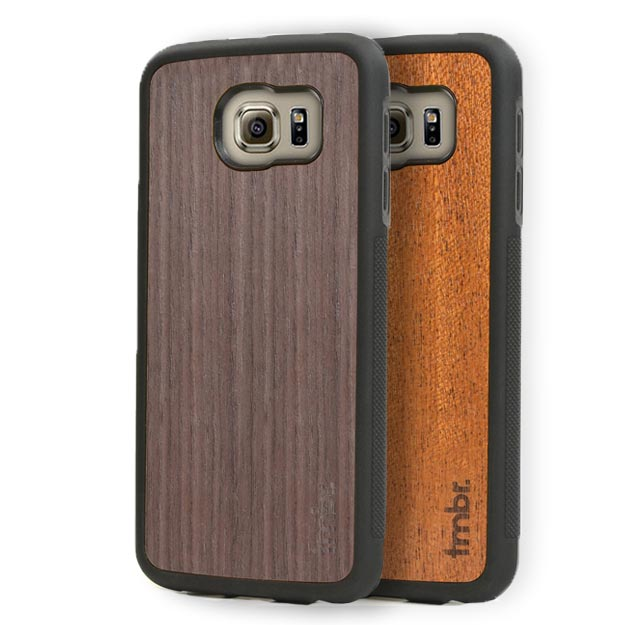 Wood Galaxy S6 Case