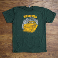Tmbr. Wanderer Heather Forest Shirt
