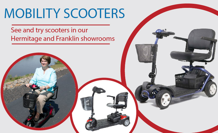 mobility scooters in Nashville